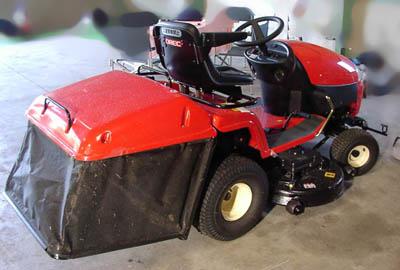 オーレック製品 乗用芝刈機 Gw1812